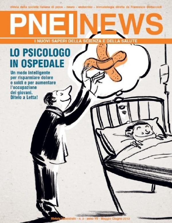 3-2013 LO PSICOLOGO IN OSPEDALE