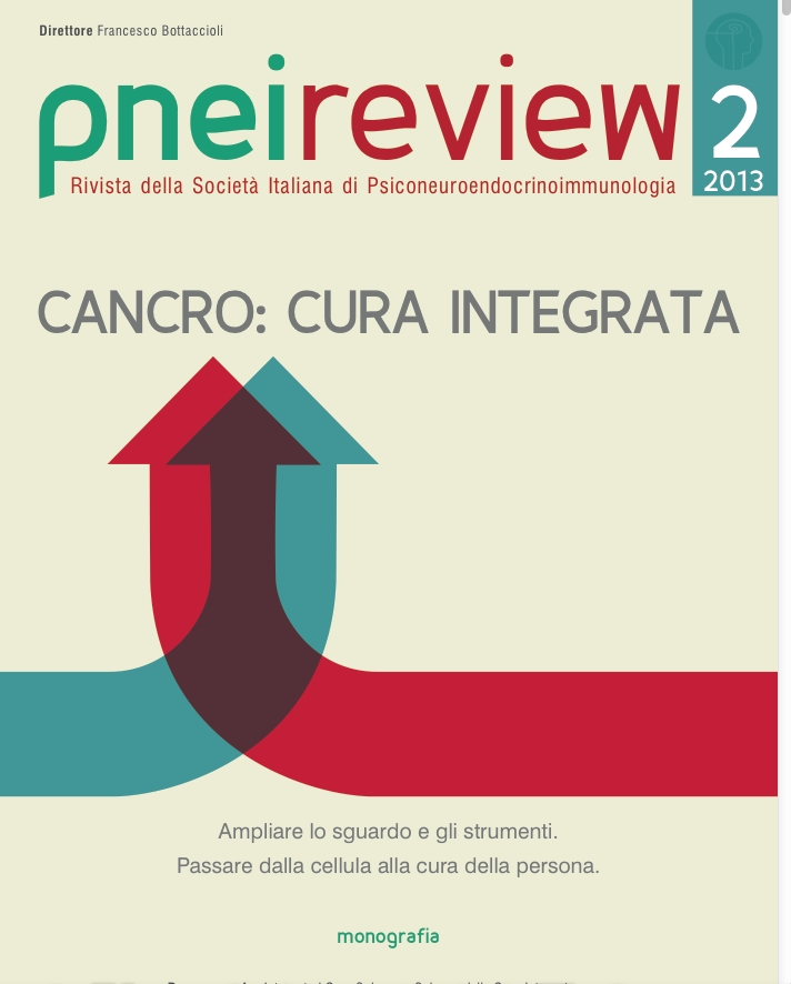 02-2013 CANCRO: CURA INTEGRATA