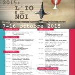 L'IO E IL NOI - Psicologia Umbria Festival 1