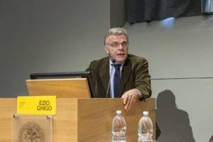 SIPNEI Congresso Torino 2015, Ezio Ghigo