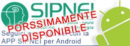 Sipnei su APP android