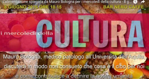 Mauro Bologna Cibo dell'uomo