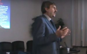 Relazione di Francesco Bottaccioli sul tema dell'epigenetica – 3a parte