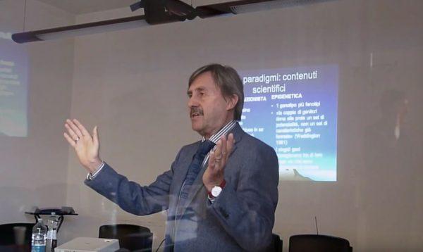 Relazione di Francesco Bottaccioli sul tema dell'epigenetica - 2° parte