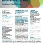 Genova, 18 febbraio 2017 Nuovi modelli di cura in psicologia e psichiatria.