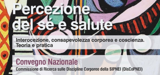 SIPNEI Commissione discipline corporee  Percezione di sé e salute, Assago-Milano 25 Novembre 2017