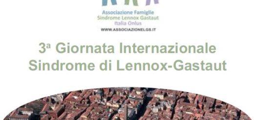 GIORNATA MONDIALE SULLA SINDROME DI LENNOX GASTAUT