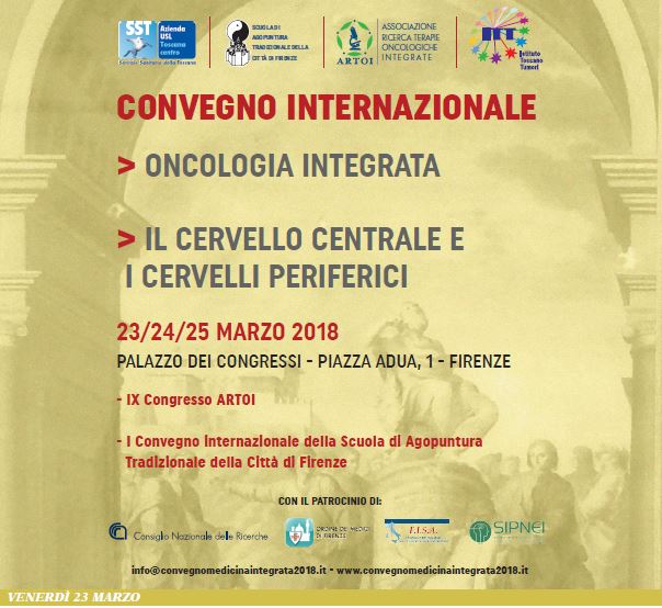 Convegno Internazionale di Firenze. Costo di iscrizione agevolato per i soci SIPNEI