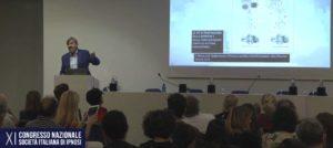 Lezione magistrale di Francesco Bottaccioli al Congresso nazionale della Società Italiana di Ipnosi