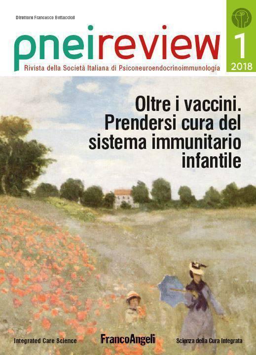 01-2018 Oltre i vaccini. Prendersi cura del sistema immunitario infantile