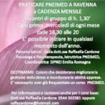 Praticare PNEIMED a Ravenna a cadenza mensile