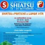 La settimana dello Shiatsu