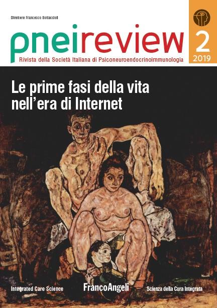 Pnei review 02-2019 Le prime fasi della vita nell'era di Internet