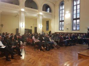 SIPNEI LAZIO: SUCCESSO DEL CONVEGNO ROMANO SU ALIMENTAZIONE E TERAPIA 2