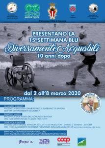 """XV Settimana Blu """"Diversamente acquabili"""", a Savona"""