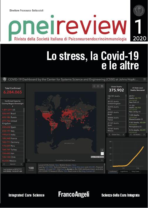 01-2020 Lo stress, la Covid-19 e le altre