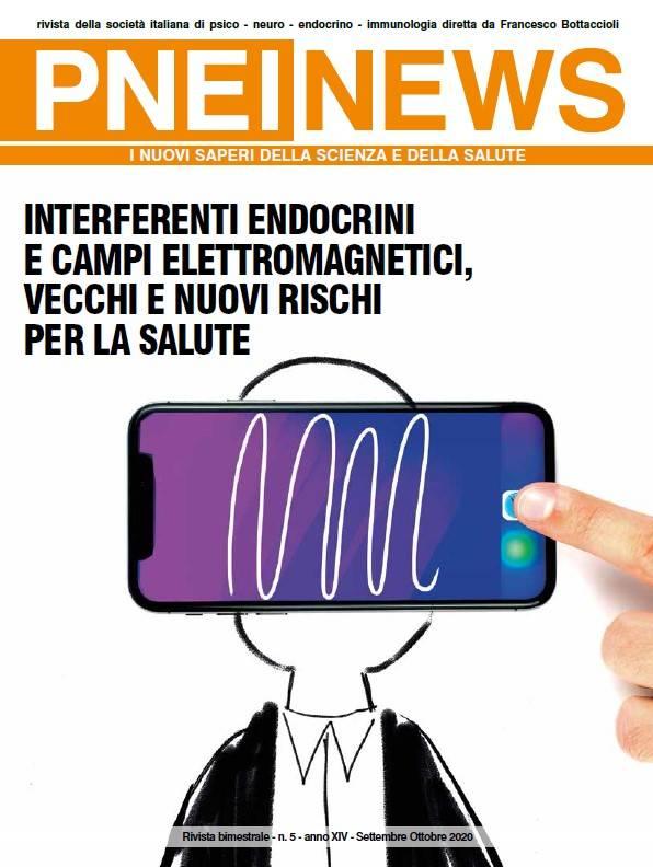 n.5/2020 - INTERFERENTI ENDOCRINI E CAMPI ELETTROMAGNETICI, VECCHI E NUOVI RISCHI PER LA SALUTE